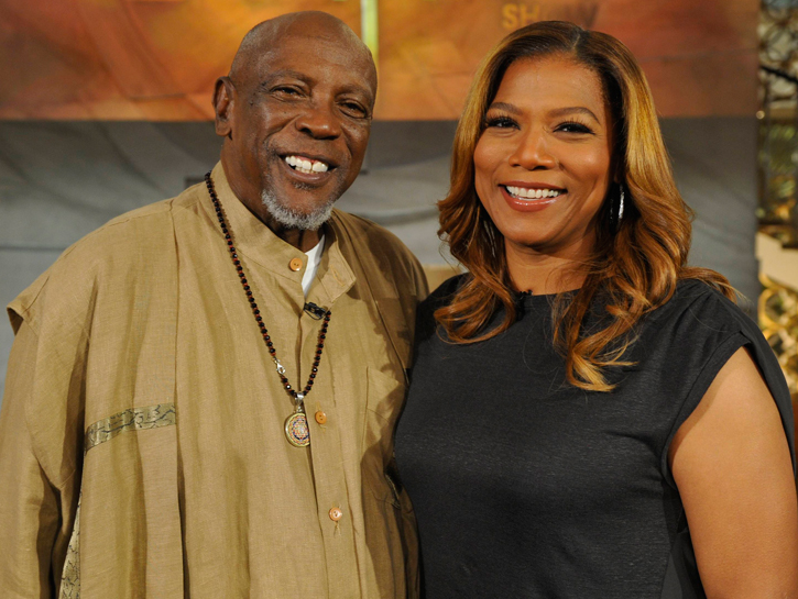 Eracism_Foundation_Louis-Gossett-Jr_on_Queen_Latifah_Show