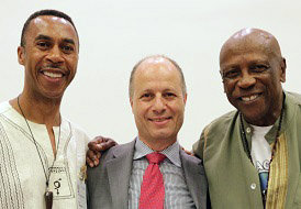 Eracism_Foundation_Screenwriter-director-Roy-Anderson_United-Nations-Executive-Maher-Nasser_Louis_Gossett_Jr_2