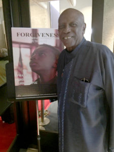 Louis Gossett Jr at Writer & Director Satie Gossett Forgiveness Film
